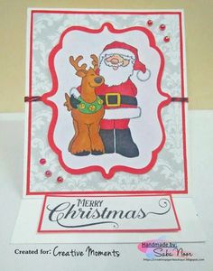 Christmas in July @ Creative Moments ~ Creative Paper Boutique