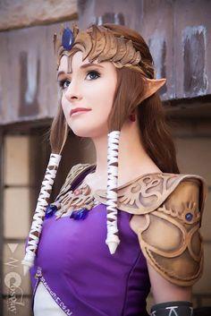 Amazing Princess Zelda cosplay is amazing