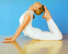 downward facing dog  who hasn't heard of this  exercise