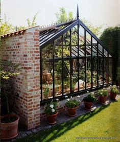 Now You Can Build ANY Shed In A Weekend Even If You've Zero Woodworking Experience! Start building amazing sheds the easier way with a collection of shed plans! Greenhouse Shed, Small Greenhouse, Greenhouse Gardening, Greenhouse Wedding, Portable Greenhouse, Indoor Greenhouse, Greenhouse Attached To House, Underground Greenhouse, Heated Greenhouse