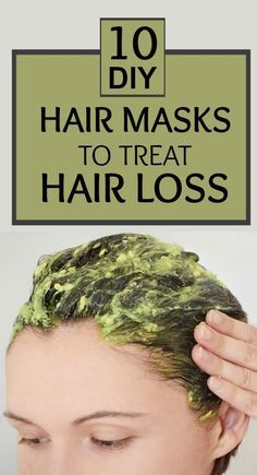 10 Effective Hair Masks to Treat Hair Loss At Home