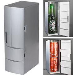 Portable Mini USB Mini Refrigerator Fridge Beverage Cooler Warmer Freezer  PC Lap   Gadgets   Pinterest   Freezers, Minis And Beverages