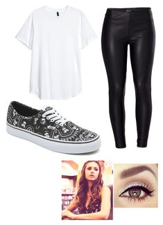 """""""Untitled #105"""" by mikaylazalman on Polyvore featuring Venus and Vans"""