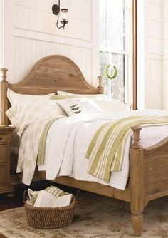 Universal Furniture Paula Deen Down Home Bedroom Set In with Bedroom Furniture 34560 All White Bedroom, Bedroom Sets, Home Bedroom, Bedroom Furniture, Home Furniture, Bedroom Decor, Furniture Sets, Master Bedroom, Design Bedroom