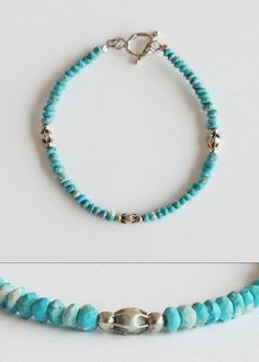 gemstone : turquoise / material : sterling silver (silver 925)