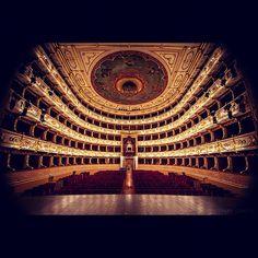 Teatro Regio Parma - By Stefano Corrias