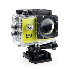 Kivos 720P Underwater Digital Camera+4G