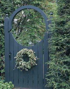 Door leading to..