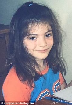 High-Pony Alert: Lorde didn't always have the perfect waves she works now