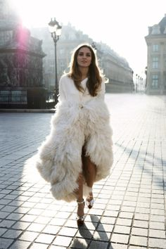Ostrich Fur Jacket. An Amazing Amazing Piece!