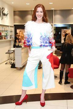 outfit by Zuzana Vesela designer