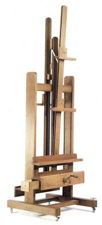Large wind up easel.... working toward this!