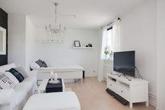 Scandinavian design. Living room