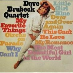 The song My Favorite Things by Dave Brubeck (jazz). Just give me a warm fireplace and a hot cup and I'm lost...