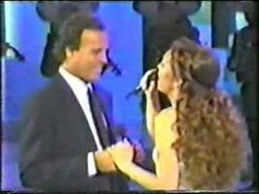 Thalia & Julio Iglesias - Solamente Una Vez - YouTube
