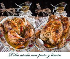 Olivas en la cocina Kitchenaid, Pesto, Cupcakes, Carne, Fondant, Turkey, Food, Rotisserie Chicken, Traditional Kitchen