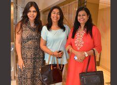 GR8! TV Magazine - Nisha Jamvwal hosts a musical high tea for Zoya!