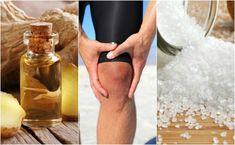 Ból kolana? – 5 naturalnych remediów