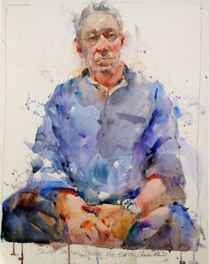 Charles Reid - Watercolor Figurative Paintings by Charles Reid  <3 <3