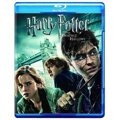 Harry Potter and the Deathly Hallows, Part 1 (3 Discs) (Includes... ($78) ❤ liked on Polyvore featuring harry potter and movies