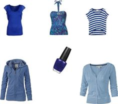 """""""Blue"""" by estefi-04-6 on Polyvore"""