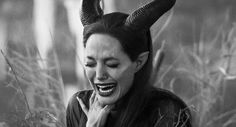 """""""Many humans are so nasty,awful and sad,Maleficent"""" Angelina Jolie Maleficent, Maleficent 2014, Maleficent Movie, Malificent, Maleficent Quotes, Cartoon Movie Characters, Power Of Evil, Wallpaper Iphone Disney, Disney Marvel"""