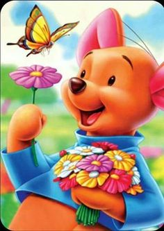 Winnie the Pooh Winnie The Pooh Pictures, Cute Winnie The Pooh, Winnie The Pooh Quotes, Mickey Mouse Wallpaper, Halloween Wallpaper Iphone, Disney Wallpaper, Kids Cartoon Characters, Pooh Bear, Classic Cartoons