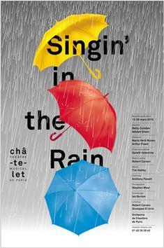 Singin'in the rain - Studio Philippe Apeloig