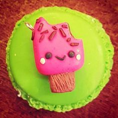 Check out this item in my Etsy shop https://www.etsy.com/listing/274339292/cute-pink-kawaii-popsicle-charm
