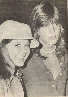 Shaun Cassidy (& Linda Blair) imaginary boyfriend when I was about 16...until I saw him in person and stopped that thought....