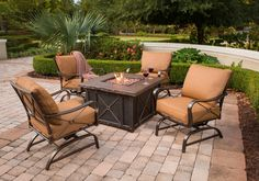 Though the weather outside may not be frightful (yet), a fire is always a delightful way to add a little extra ambiance to your home. Check out how to choose, clean, and maintain your fire pit to fight off the chill of Fall and Winter.  http://blog.hanover-products.com/choose-clean-maintain-fire-pit/
