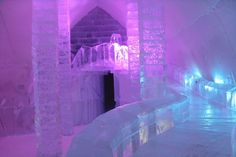"This kind of hotel is designed for all the lovers of unique, unusual and unforgettable experience that once in a lifetime experience. Although the hotel is ""a lot"" cooler than the other, no doubt you'll be able to warm up with your loved one. Ice Hotel, Hotel Stay, Rocky Horror, Princess Kitty, Spyro The Dragon, Worldwide Travel, Ice Queen, Varanasi, The Villain"