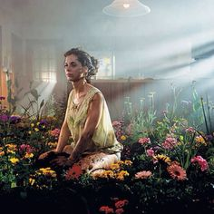 LIGHTING-DINING ROOM   Gregory Crewdson