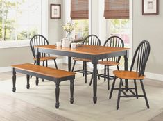 Walmart Kitchen Table Makeover After Better Homes and Garden
