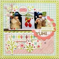 A Project by lipo from our Scrapbooking Gallery originally submitted 03/18/12 at 05:43 AM