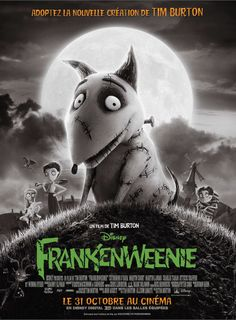 And my mom thought that i was too old to see this film... r u fuckin kiddin it's a Tim Burton film... and at the cinema feelin fuckin old omg toddlers everywhere...