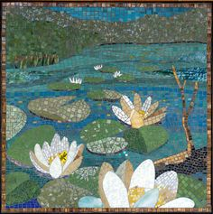 hanansen mosaics | Murals & Mosaics | Matthaei Botanical Gardens & Nichols Arboretum at ...