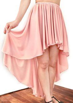 Light pink high low skirt with asymmetrical hem. Size M. New  sc 1 st  Pinterest & Hippie Queen patchwork skirt - red black burgundy lace Ameynra ... azcodes.com