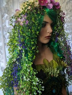 This item is unavailable Tafiti mother nature costume dress Earth goddess Gaia