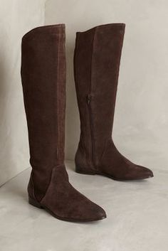 Of course they're Seychelles. Who else would make it like they do? Their platform wedges are also to die for.  Anthropologie Seychelles Invite Boots  #anthrofave #anthropologie