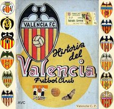 Valencia poster from the 1970s.