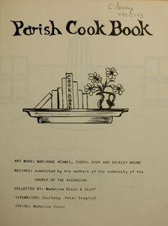 Parish cookbook