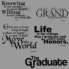 Graduation Word Art [DL-TC-W-Graduation] - $1.99 : Digital Scrapbook Place, Inc. , High Quality Digital Scrapbook Graphics