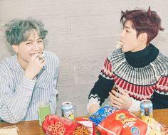 7 for 7 Present Edition Unit Teaser: Mark & Yugyeom
