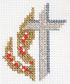 Chrismon Cross Stitch Patterns - Bing Images