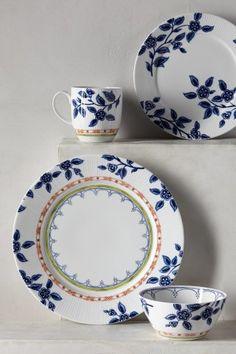 Threshold™ 16 Piece Bridgeport Gardens Dinnerware Set | Kitchen ...