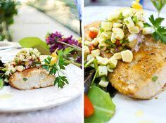 PAN SEARED MAHI MAHI — 1-2 Simple Cooking
