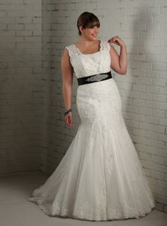 1fb47a7bf09 This wedding dress is beautiful with shinny beads and fancy appliqué all  over the dress. Wedding Dresses Plus SizeBridal DressesBridesmaid  DressesParty ...