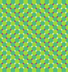 Brain Teaser- scroll up & down while looking @ it