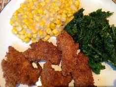 Southern Fried Seitan